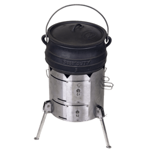 complete outdoor cooking solution