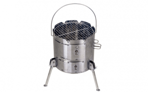PotjieKing™ - Stainless steel braai product shot