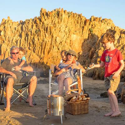 PotjieKing™ - Family beach braai day